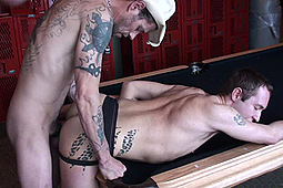 in Damon Dogg's Cum Holes by Factory Video Productions