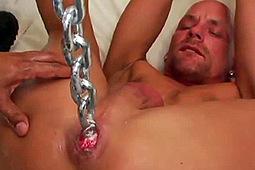Chad Rock, Rock Bottom in Hole Freaks by Satyr Films