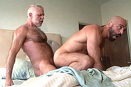 Adam Russo, Allen Silver in Real Men 28: Muscle And Fur by Pantheon Productions