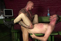 Alfredo, Dark Devil in Hole Fucking by White Water Productions