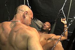 Chad Brock, Kamrun in Desperate Holes by Alpha 1 Men, USAJOCK