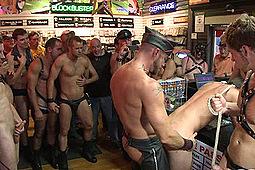 Cameron Kincade, Connor Maguire, Jessie Colter in Sexy Stud Cameron Kincade - The Folsom Street Whore by KinkMen