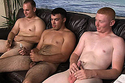 Alec, Cole, Damien, Koury, Nevin, Red, Tom in Line Of Assault by Spunk Worthy
