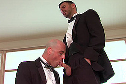 Adam Russo, Christopher Daniels, Conner Habib, Jesse Jackman, Jessy Ares, Tyler Griz in Caught In The Act by Titan Media