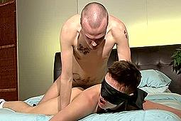 Kai, Kurt in Kai Takes An Anonymous Cock Up His Ass by Blake Mason, PornPlay