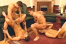 Adrian Bradshaw, Manuel Martinez in Muscled Military Men 8 by Diamond Pictures