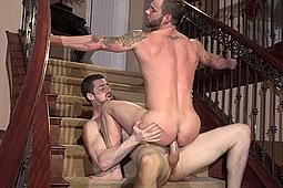 Andrew Stark, Chris Bines in My Big Fucking Dick: Andrew Stark by Falcon Studios, Falcon Studios Group