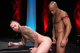 Chris Bines, Sean Zevran in Fire And Ice by Falcon Studios Group, Hot House Entertainment