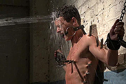 Micky Mackenzie in 30 Minutes Of Torment: Hot Stud Pushes His Limits To The Max by KinkMen