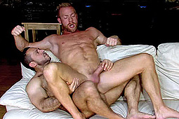 Adam Champ, Christopher Daniels in House Rules by Titan Media