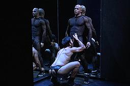 Dorian Ferro, Sean Zevran in Labyrinth by Falcon Studios Group, Raging Stallion Studios