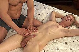 Bradley Cook in Ambush Massage 45 by William Higgins