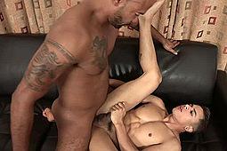 Armond Rizzo, Justin Coxx in Barebacking Fuck Buddies 13 by Cocksure Men, Jake Cruise Media