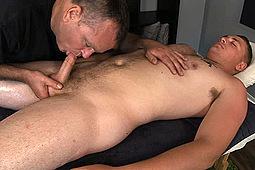 Corey (Spunk Worthy) in Husky Handjobs 3 by Chubs And Cubs, Spunk Worthy