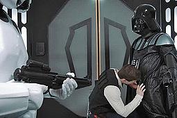 Dennis (Sean Cody) in Star Wars: A Gay XXX Parody by Men