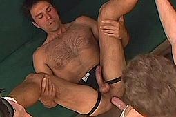 Antonio, Justin (II) in Rimming Pleasures 2 by Bacchus