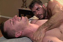 Mike Dozer, Travis Irons in Straight Boys: The Lazy Construction Worker by Rock Candy Films