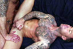 in Ink, Sweat, Cum by Lucas Entertainment