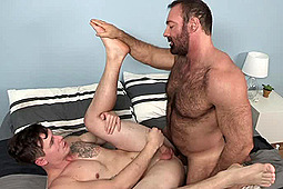 Brad Kalvo, Jed Athens in Raw Muscle Barebackers 2 by Cocksure Men, Jake Cruise Media
