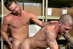Johnny Hazzard, Mike De Marco in Shredded by Men Over 30, Pride Studios