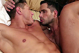 Bryce Evans, Michael Lucas in Hung As Fuck by Lucas Entertainment