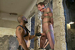 Brian Bonds, Leo Forte in To The Limit by KinkMen
