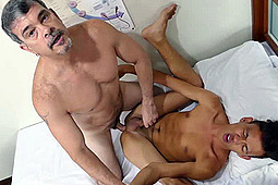 Daddy Mike, Jude in Daddy Mike And Jude by CJXXX, Daddys Asians