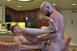 Brian Bonds, Damon Andros in Lost In Temptation: Fuck Toy by Alpha One Media, Big Daddy's Big Media