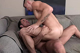 Casey Everett, Nick Capra in Hairy Dads Smooth Lads 3 by Hot Dads Hot Lads, Jake Cruise Media