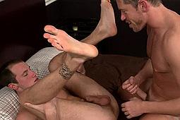 Boston Miles, Kyle Quinn in Str8 To Gay 6 by Men