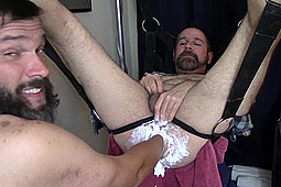 Bo Wrangler, Sky Wine in Punched 2 by Fisting Twinks
