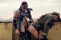 Dario Beck, Paddy O'Brian in Apocalypse by Men