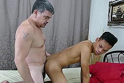 Daddy Mike, Jordan (m) in Daddy Dreams: Jordan by CJXXX, Daddys Asians