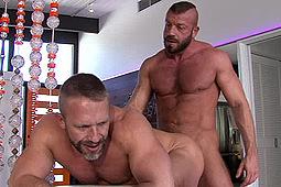 Dirk Caber, Hunter Marx in Double Exposure by Titan Media