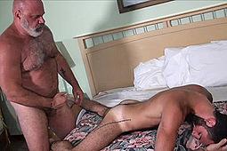Stephen Harte, Tony Da Rimma in Bareback Daddies 2 by Hairy And Raw
