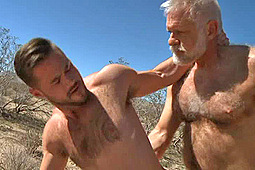 Allen Silver, Mike De Marco in Dad Out West by Dragon Media
