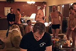 Bill Marlowe, Steve Tuck in Sperm Hunter by Hot Desert Knights Productions