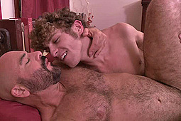Adam Russo, Calvin Banks in The Stepfather 3 by Iconmale, Mile High Media