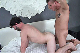 Jackson Fillmore, Tony Bishop in Bareback Cum Pigs 2 by Bareback Cum Pigs