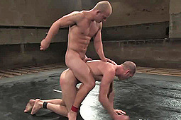 Cole Streets, Patrick Rouge in Cole Streets Vs Patrick Rouge by KinkMen