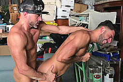 Manuel Skye, Mickelo Evans in Daddy Switch by Ducati Studios, Nasty Daddy