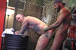 Pigboy, Quawn Hardi, Rod Beckman in Fuckaholics by Macho Factory