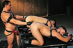 Gage Lennox, Issac Lin, Joey D. in Deep Hole Dungeon by Club Inferno