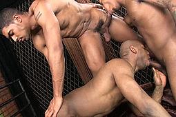 Lasko, XL, Young Buck in Freestyle Fuckin' by Dawgpound USA