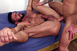 Dylan James, Mario Domenech in Cock Craze by Lucas Entertainment