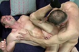 Kacey Jones (m), Max Sargent in Fuck My DILF Ass by Men Over 30, Pride Studios