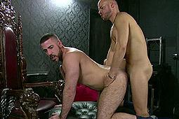 Delta Kobra, Michel Rudin in Faster, Harder by Men 1st