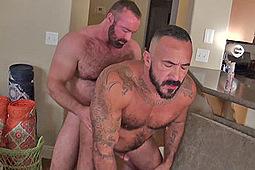 Alessio Romero, Brad Kalvo in Showdown by Eldorado Pictures