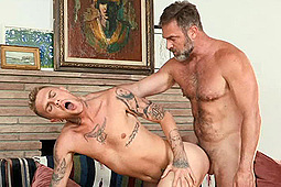 Danny Gunn, Steve Landess in Finding Father by Iconmale, Mile High Media