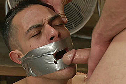 Brenn Wyson, Emanuel in The Creepy Janitor And The Track Star by KinkMen